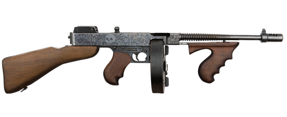 Armes Pubg Pistolets Mitrailleurs Smg: Mobsters